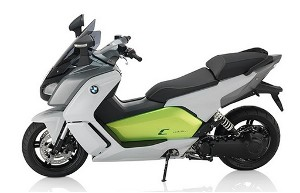 BMW Elektrobike C Evolution