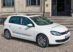 Golf blue-e-motion